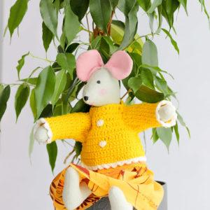 Мышка-тильда